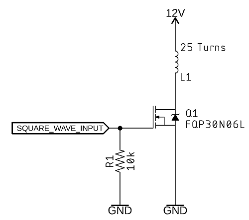 Primary Driver Schematic