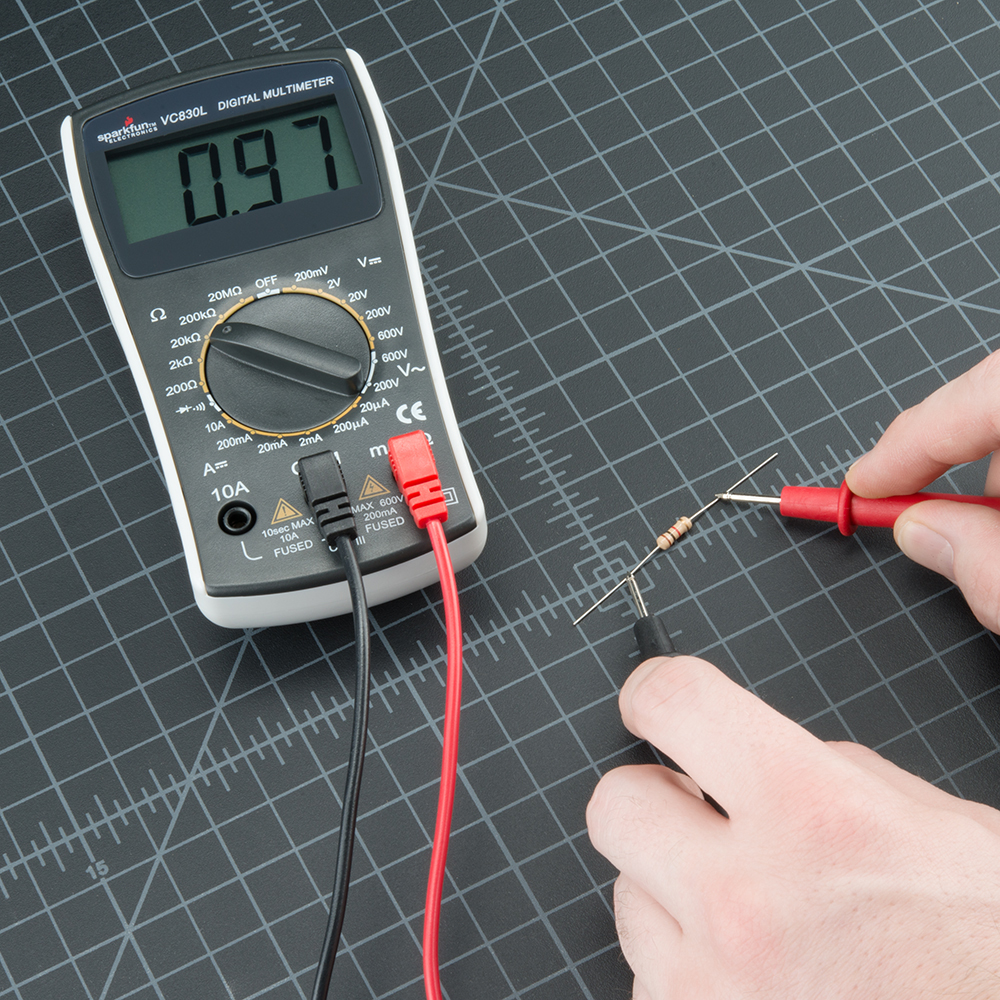 How To Use A Multimeter Make These Simple Circuits For Continuity Tester Alt Text