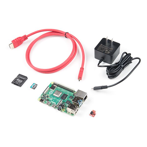 Pi 4 Basic Kit