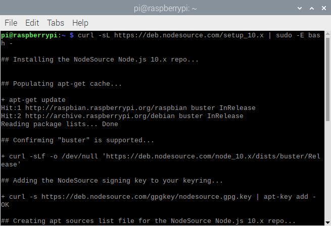 Step1_-_Installing NodeSource