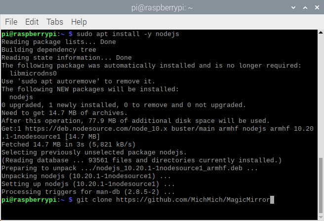 Step3-Cloning the Git Repo