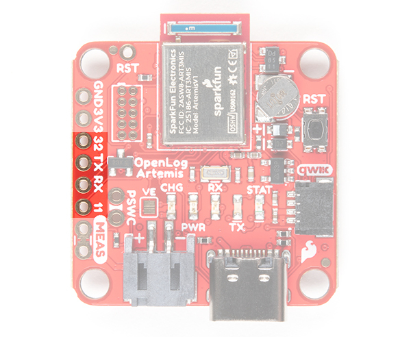 Analog and UART Pins