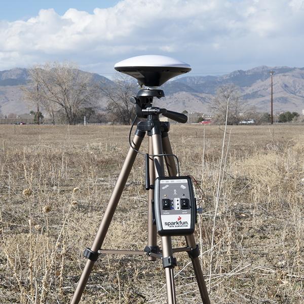 RTK Surveyor Base setup