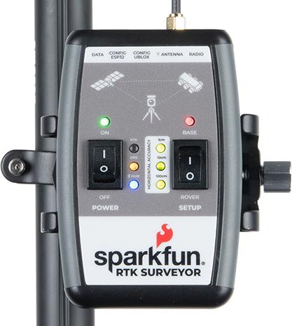 RTK Surveyor LEDs