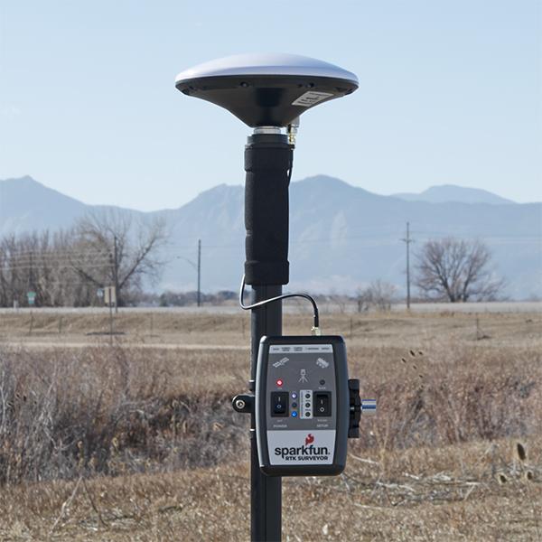 Basic RTK Surveyor setup