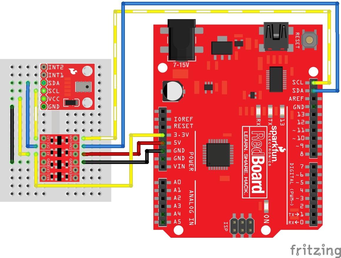 MPL3115A2 Pressure Sensor Hookup Guide - learn sparkfun com