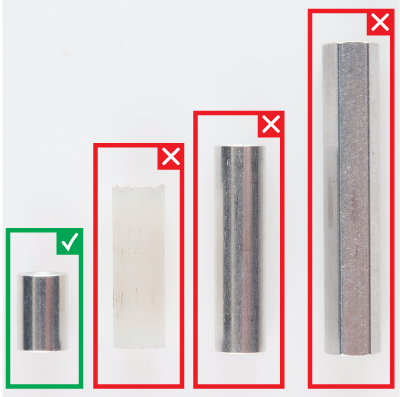 4-40 x 3/8 inch Metal Standoff