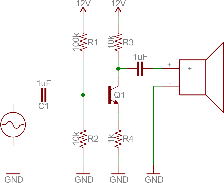 transistors learn sparkfun com rh learn sparkfun com transistor amplifiers transistor amplifiers of different types pdf