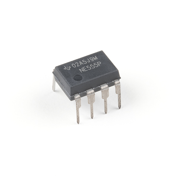 Product image for the 555 timer