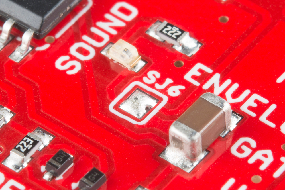 Sound Detector Hookup Guide - learn sparkfun com