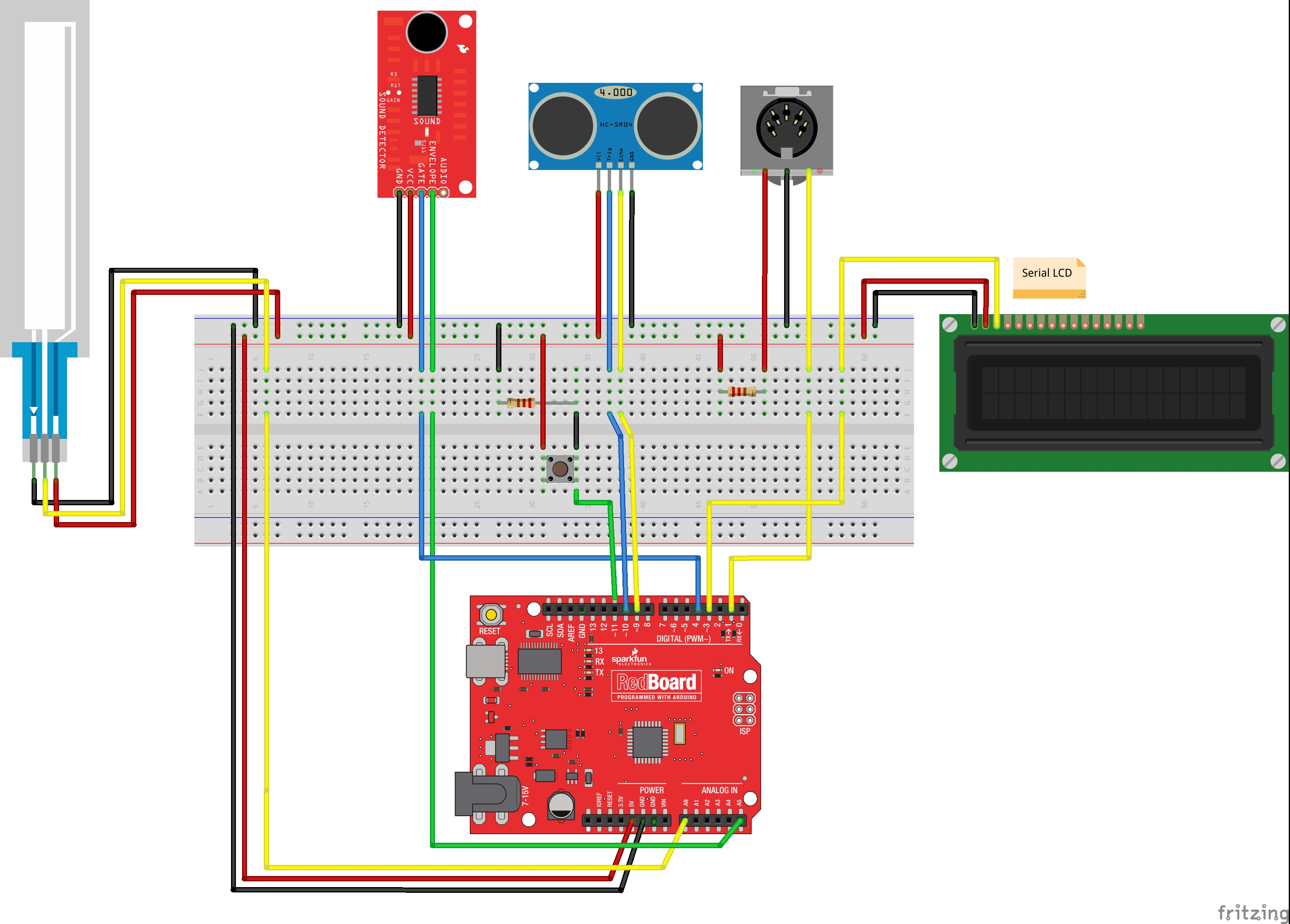 Hackers In Residence The Electricbone Electronic Hobby Site Contact Debouncing Circuits Fritzing Diagram