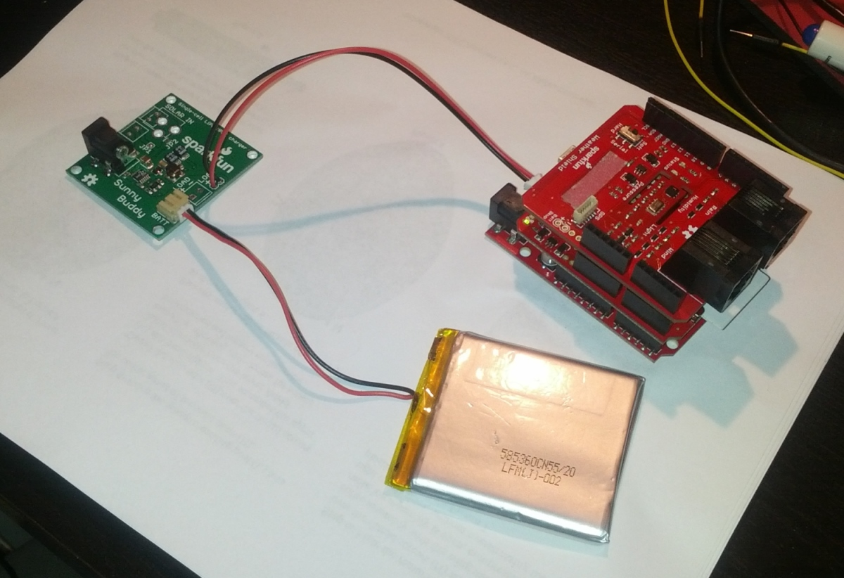 Weather Station Wirelessly Connected To Wunderground Learn Using Circuit Boards The Designer Created Two Chic Board Electronics