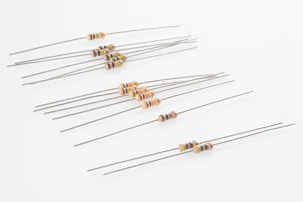 resistor hookup