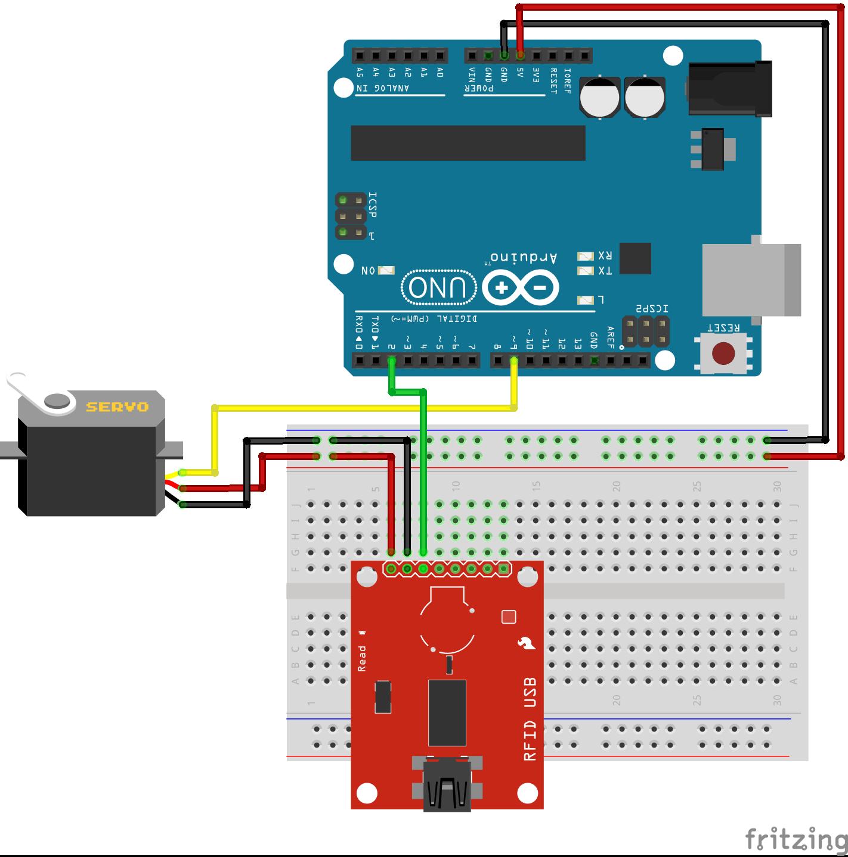 SparkFun RFID Starter Kit Hookup Guide - learn sparkfun com