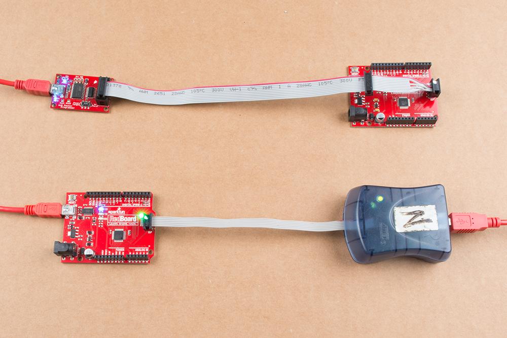 Installing an Arduino Bootloader - learn sparkfun com
