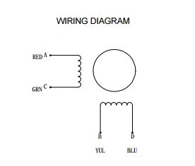 easy driver hook up guide learn sparkfun com motor coil diagram
