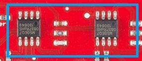 MSGEQ7 ICs