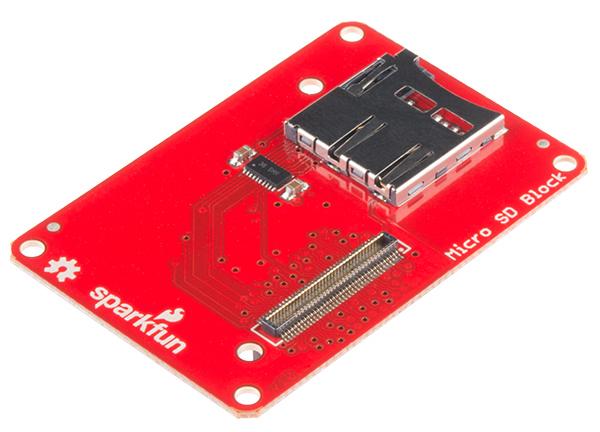 microSD Block