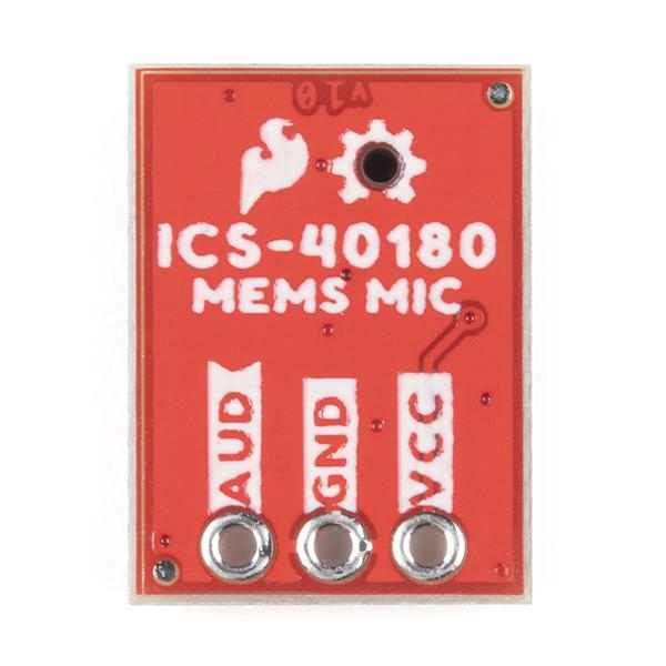 Bottom View of ICS-40180