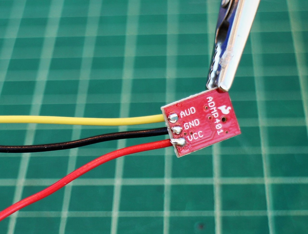 MEMS Microphone Hookup Guide - learn.sparkfun.com