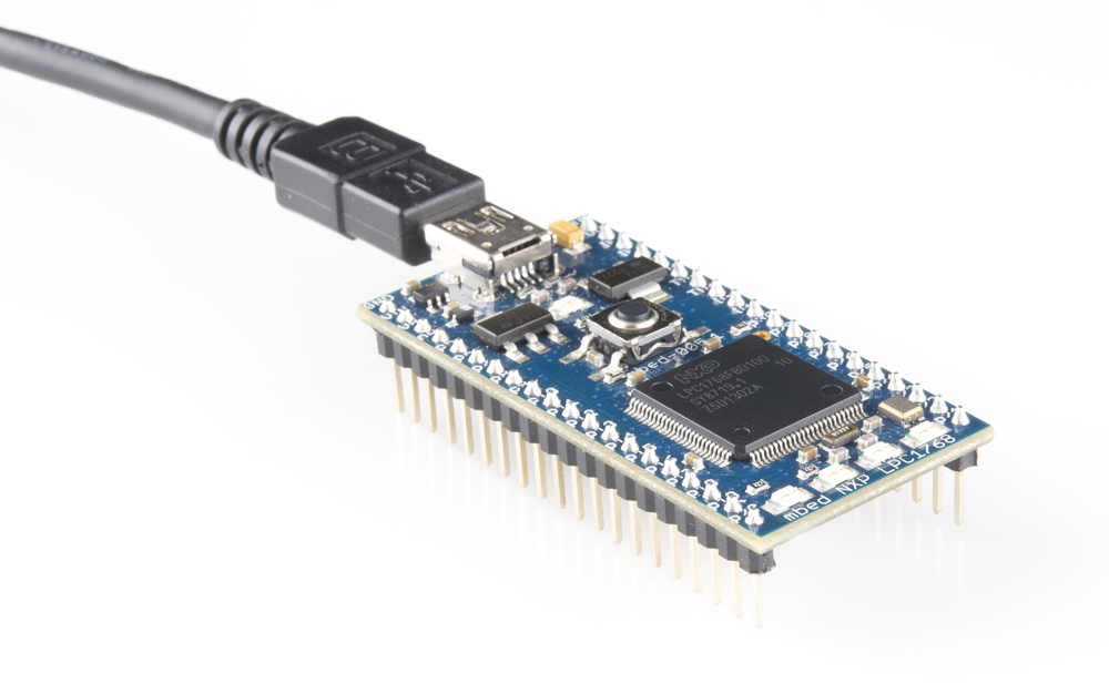 mbed Starter Kit Experiment Guide - learn sparkfun com