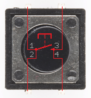 push button diagram