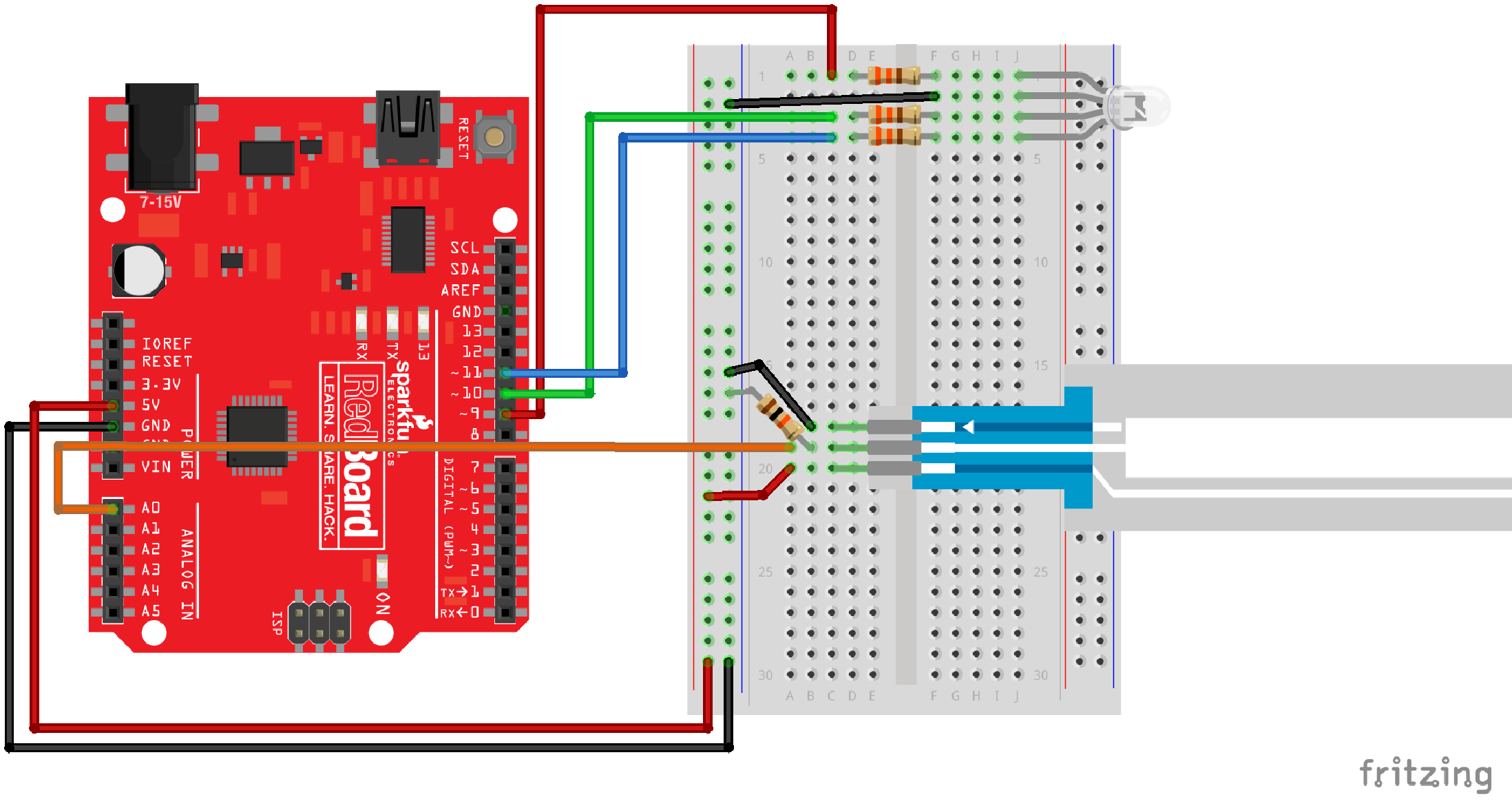Sik experiment guide for arduino v learn sparkfun