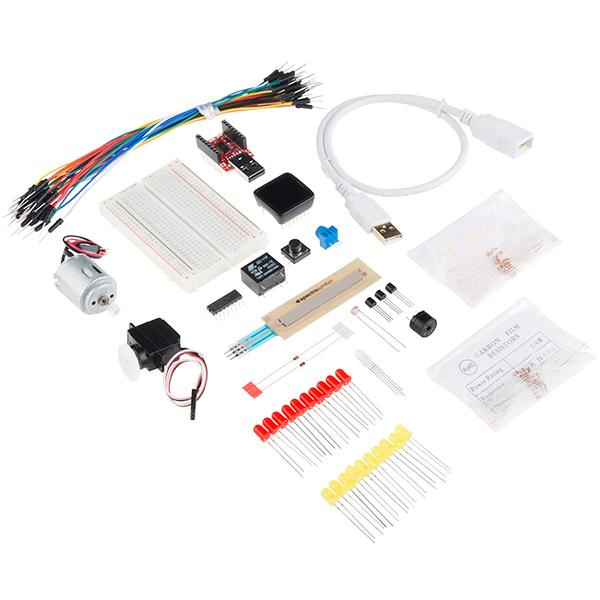 SparkFun MicroView Learning Kit