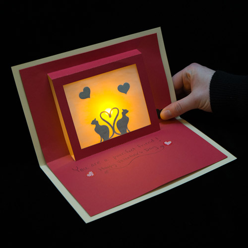 Lifestyle: Light Up Your Love With Paper Circuit