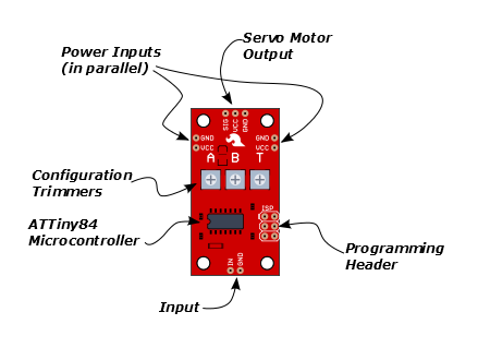 PCB arrows2 servo trigger hookup guide learn sparkfun com rc servo wiring diagram at gsmx.co