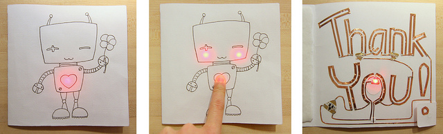 The Great Big Guide to Paper Circuits - learn sparkfun com