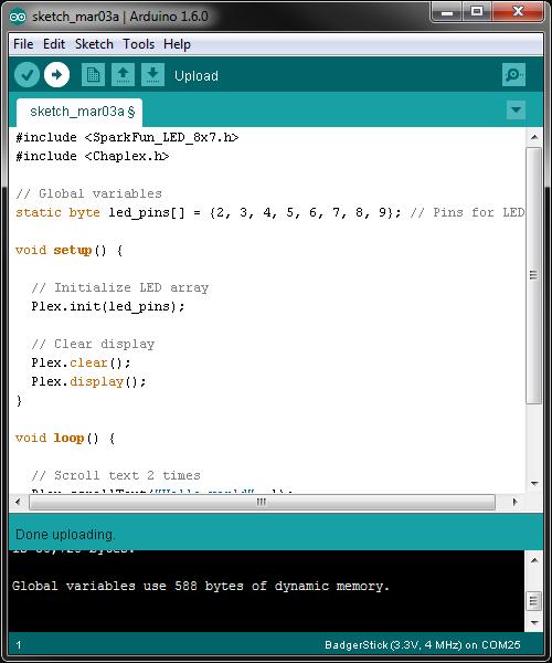 Arduino array related keywords long tail