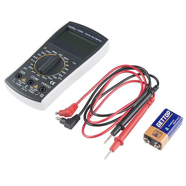For your voltage and current measuring needs
