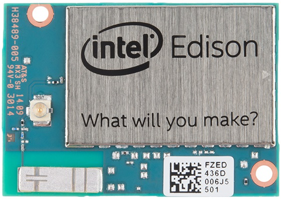Intel Edison module