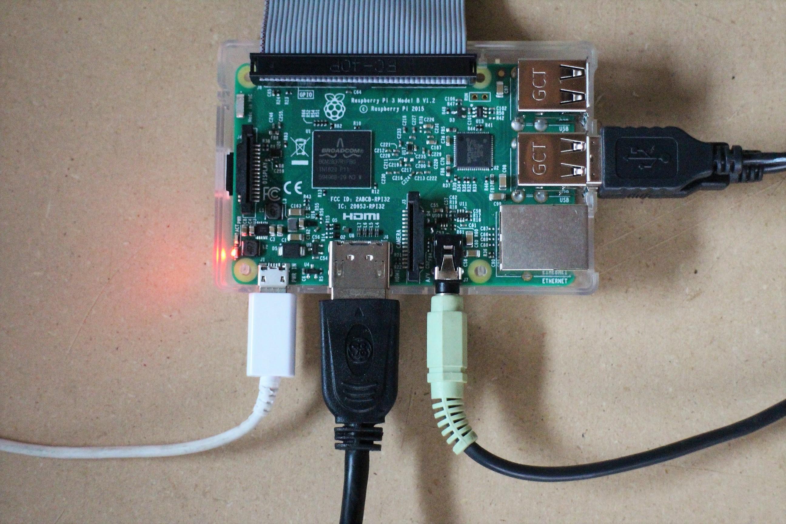 Bark Back Interactive Pet Monitor Wiringpi Spi Clock Pi Configuration