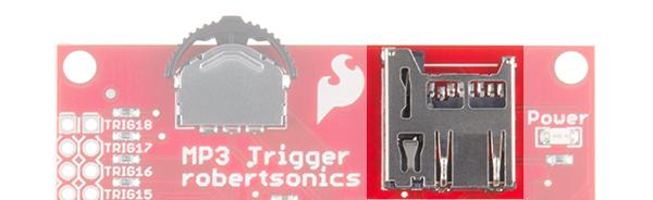 micro SD Socket