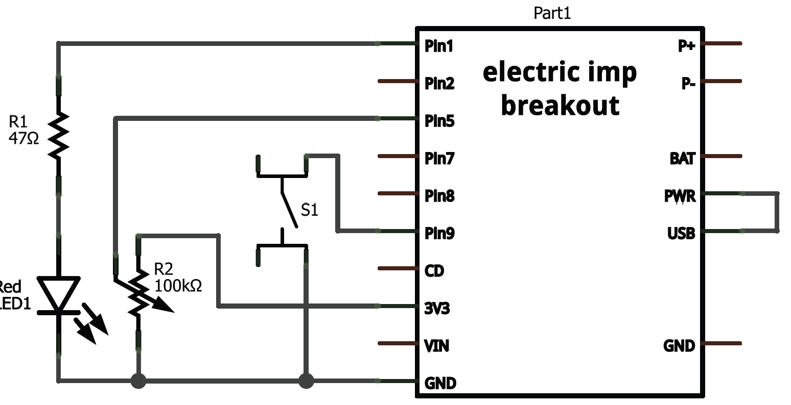 Electric Imp Breakout Hookup Guide Wiringpi Pwmwrite Example 1 Schematic
