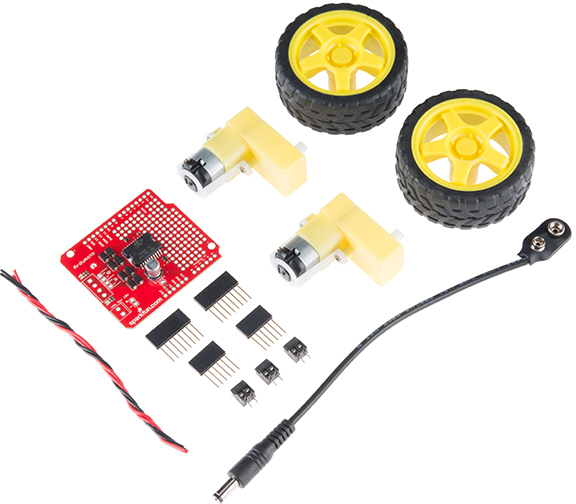 ArduMoto Shield Kit