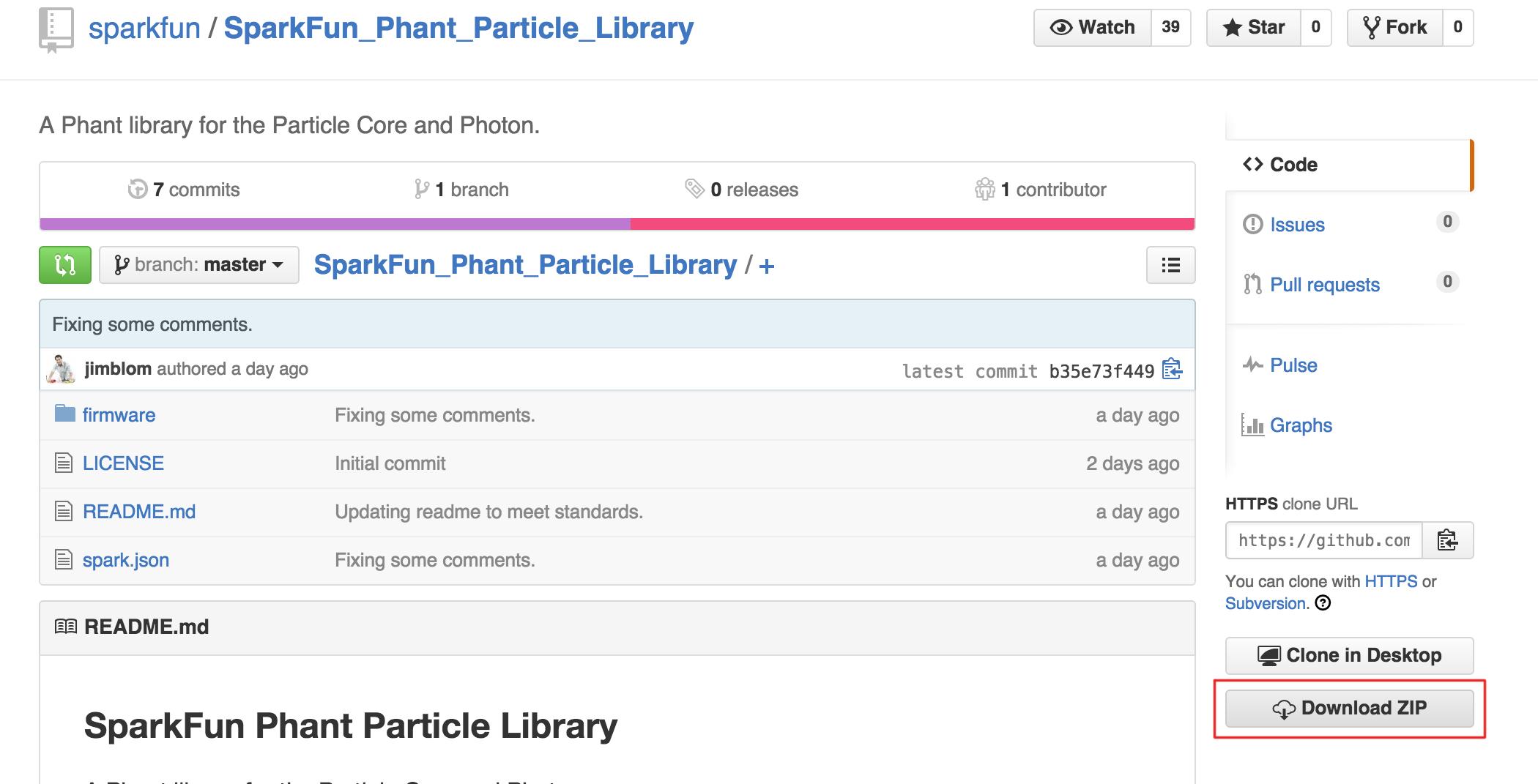 Photon Development Guide - learn sparkfun com