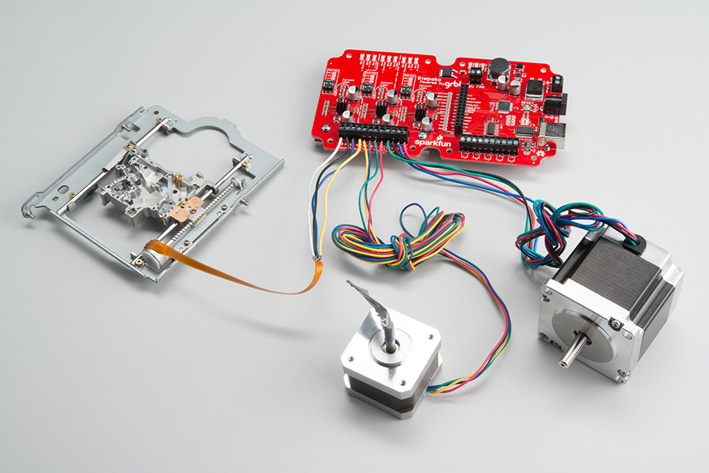 Stepoko: Powered by grbl Hookup Guide - learn sparkfun com
