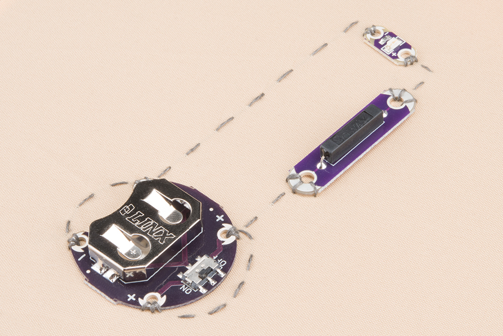 LilyPad Reed Switch Hookup Guide - learn.sparkfun.com