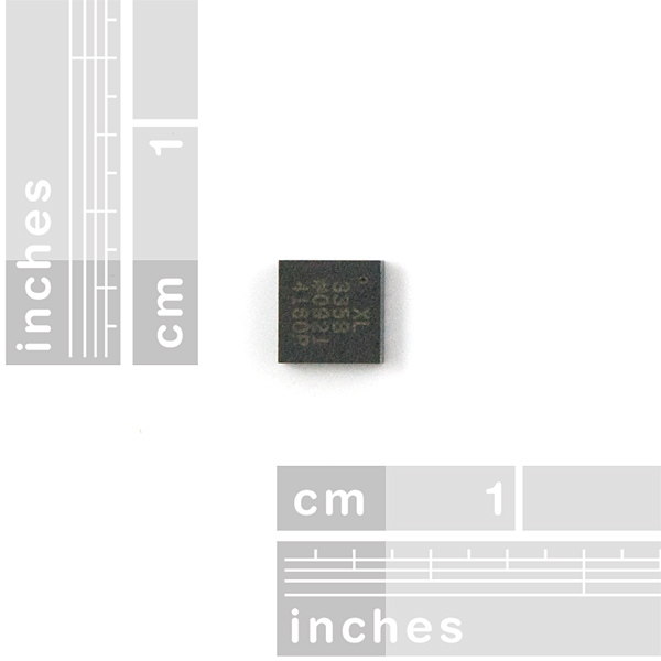 Example of an accelerometer