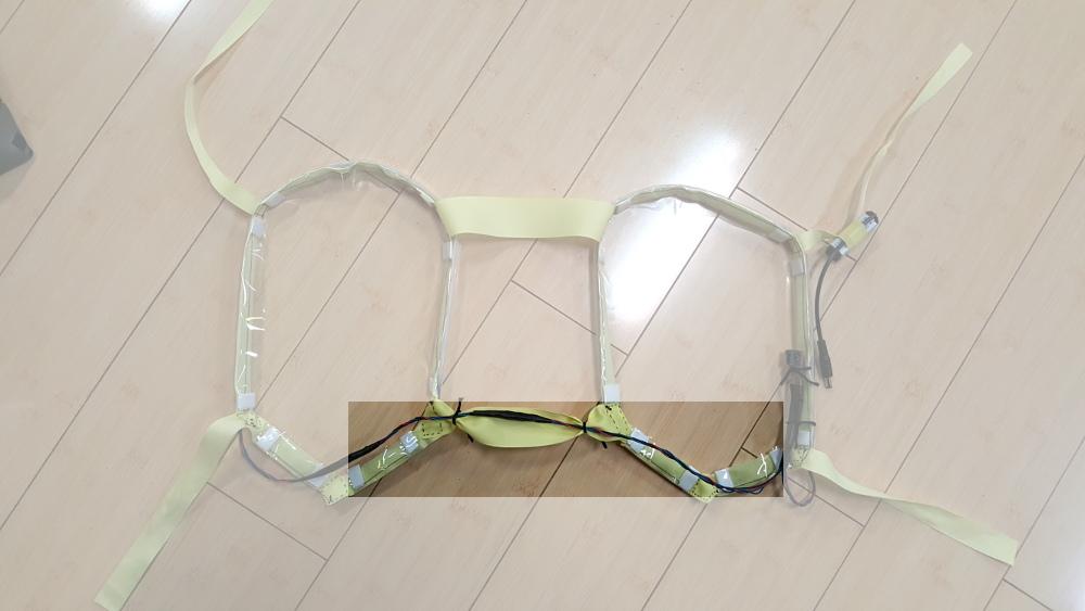 Prototype Wearable LED Dance Harness - learn sparkfun com