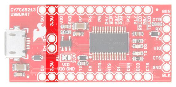 3.3V Pins