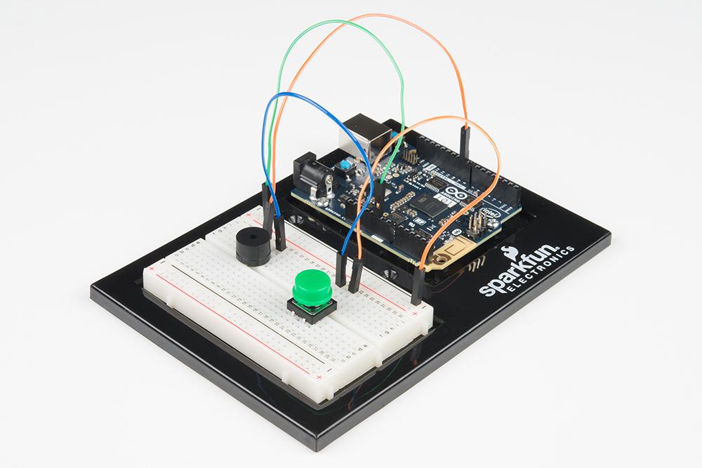 Sik experiment guide for the arduino genuino board