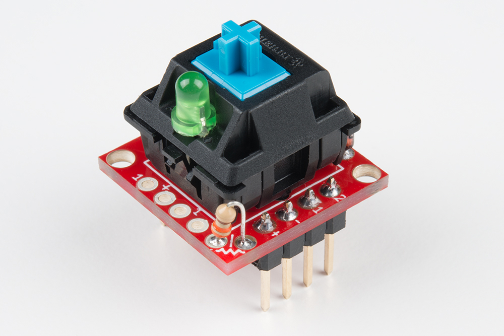 [WQZT_9871]  Cherry MX Switch Breakout Hookup Guide - learn.sparkfun.com | Cherry Switches Wiring Diagram |  | SparkFun Learn - SparkFun Electronics
