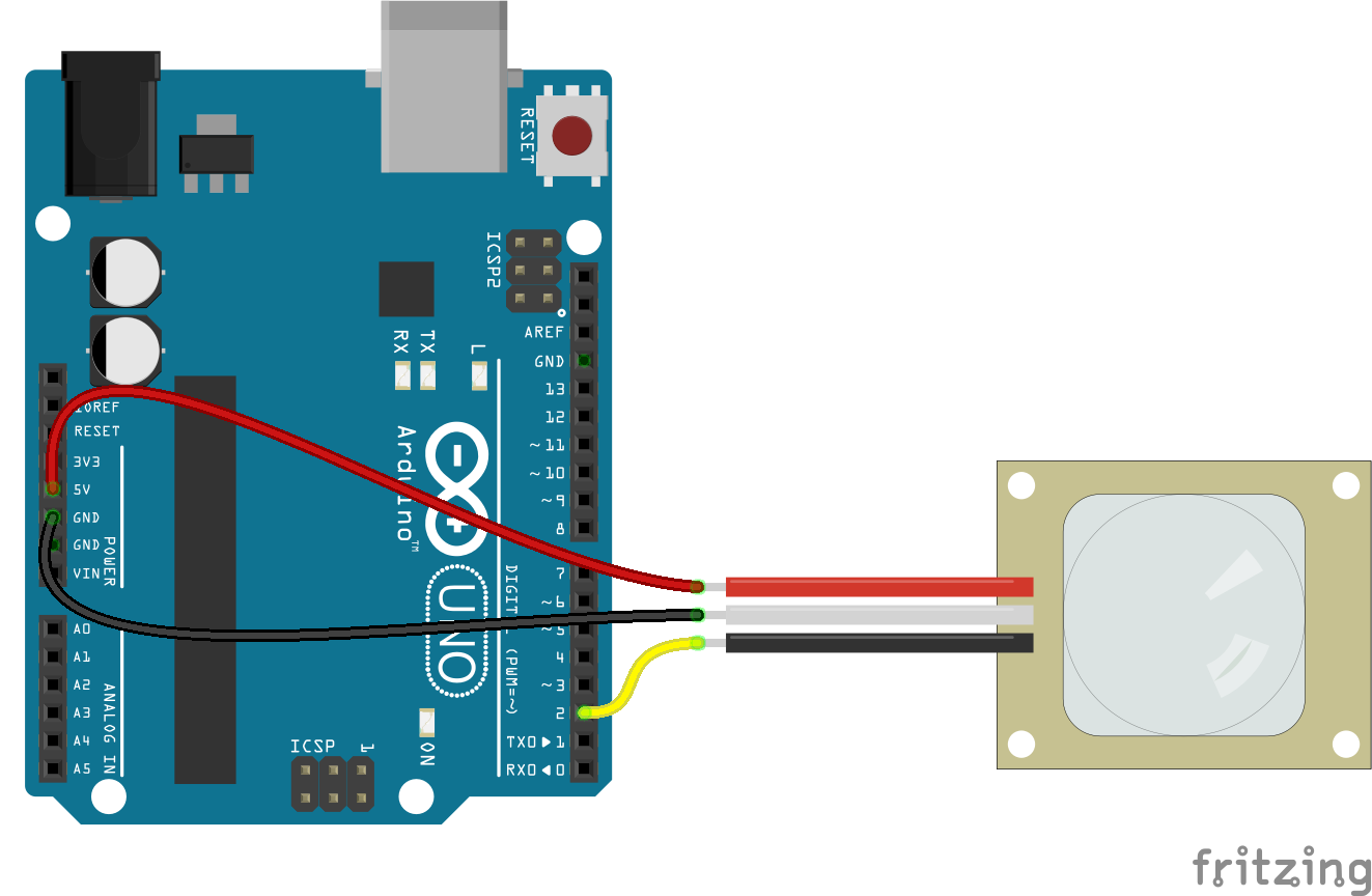 PIR Motion Sensor Hookup Guide - learn sparkfun com
