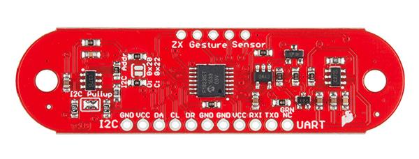 ZX Sensor Back