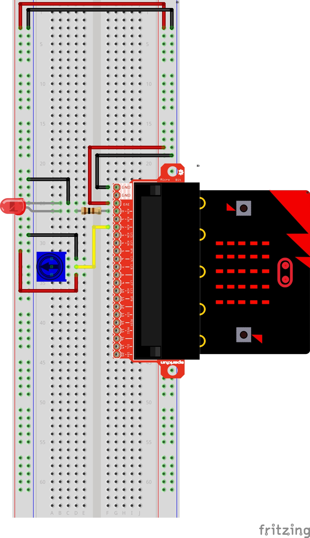 Sparkfun Inventor U0026 39 S Kit For Micro Bit Experiment Guide