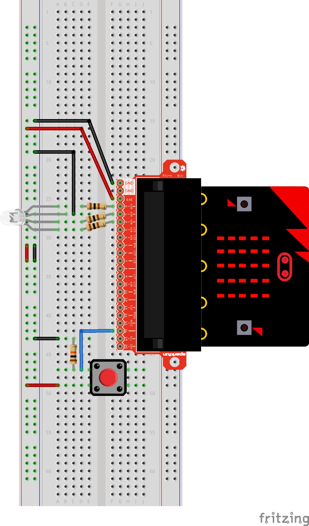 Sparkfun Inventors Kit For Microbit Experiment Guide Learn Micro Wiring Diagram Fritzing Sik Exp 6